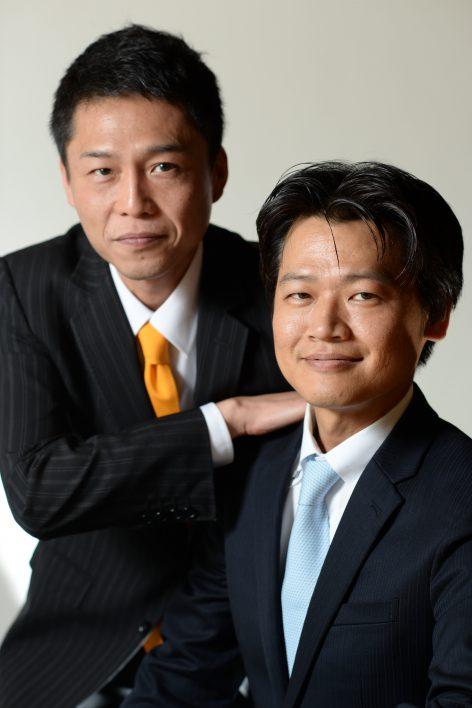 ブランディング・ブランド戦略・マーケティングのコンサルタント(村松&吉田)