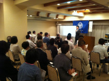 上野倫理法人会 モーニングセミナー