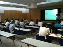 7月13日 東京信用保証協会様主催でセミナー
