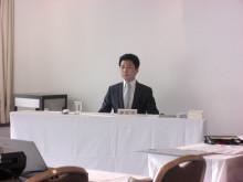 新宿区倫理法人会 モーニングセミナー