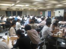 東京経営研究会でマーケティングの例会